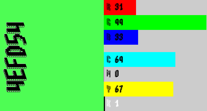 Light Neon Green Hex 4efd54 Rgb 78 253 84
