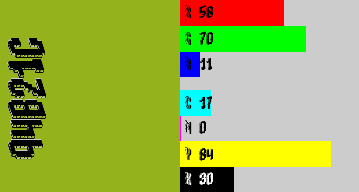 green hex color code